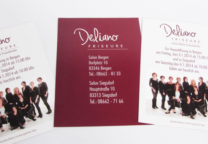 Deliano Flyer