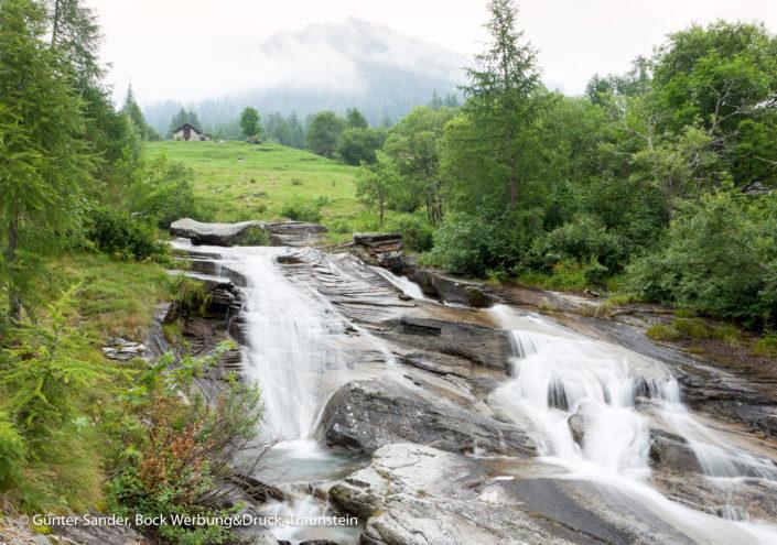 Bosco Gurin Wasserfall