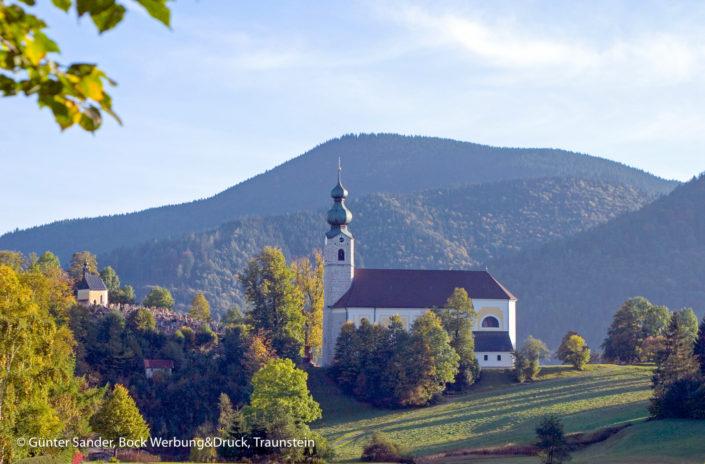 Ruhpolding Kirche