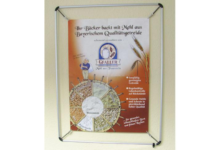 Gfaller Kunstmühle Haslach Plakat DIN A2